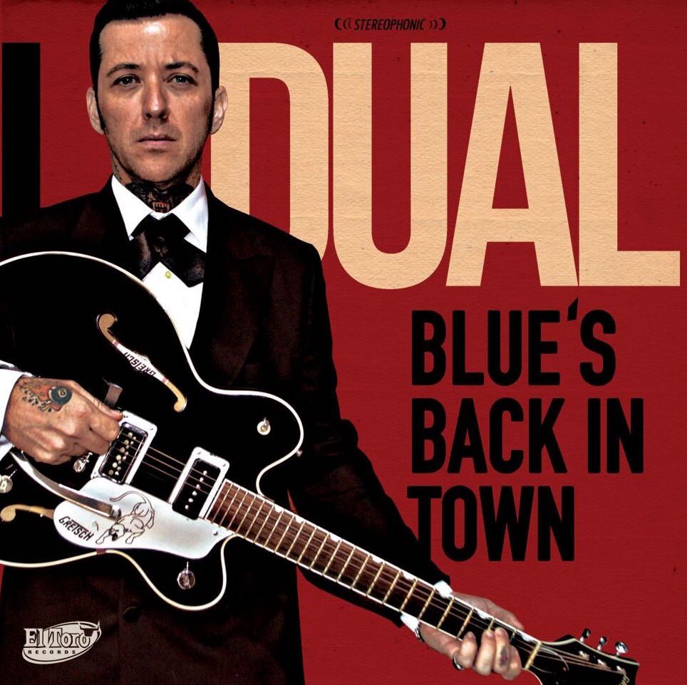 Al Dual – Blue´s Back In Town (cover)