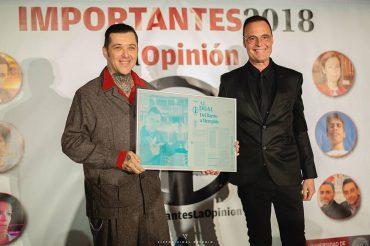 """Al Dual recibe el """"Importantes 2018"""" del Diario La Opinión"""